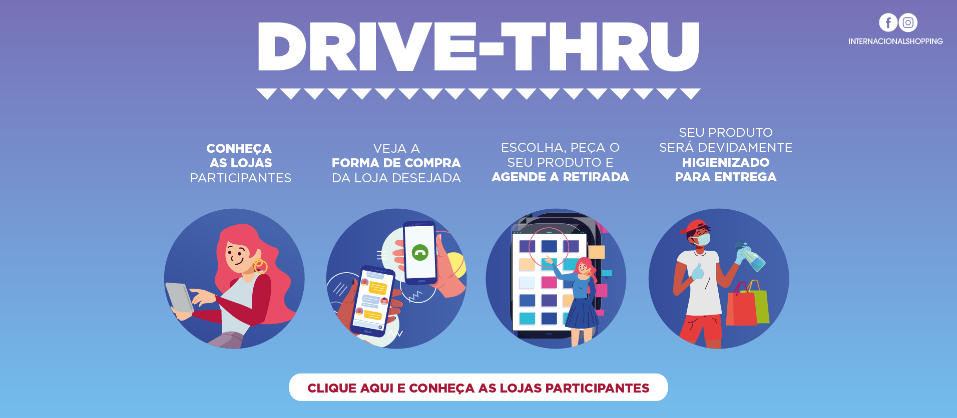 Drive-Thru Internacional Shopping