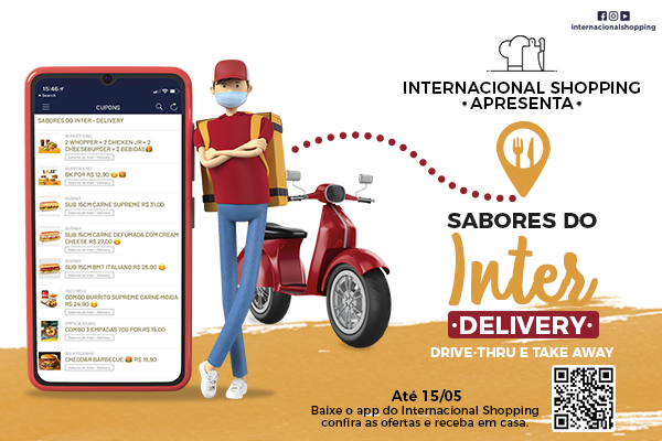 Sabores do Inter Delivery