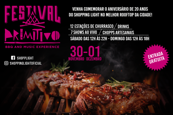 Festival Primitivo - BBQ and Music Experience