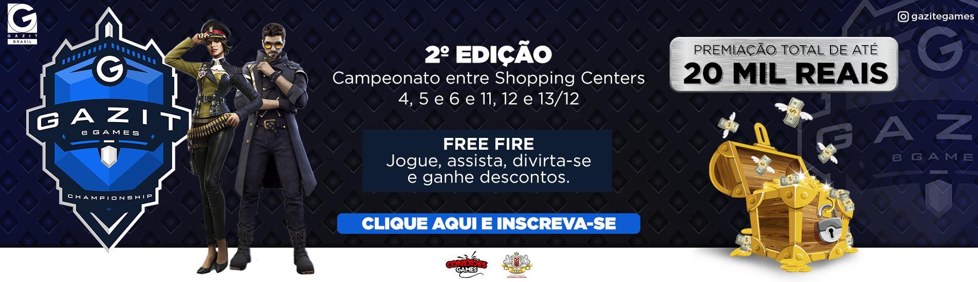 Campeonato Gazit E-Game   2ª Edição