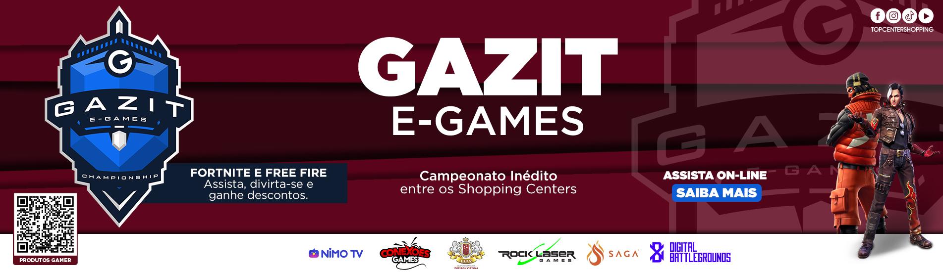 Campeonato Gazit e-Games