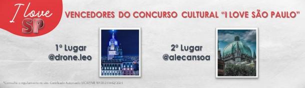Ganhadores - Concurso Cultural