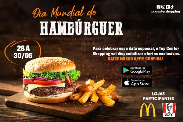 Dia Internacional do Hambúrguer