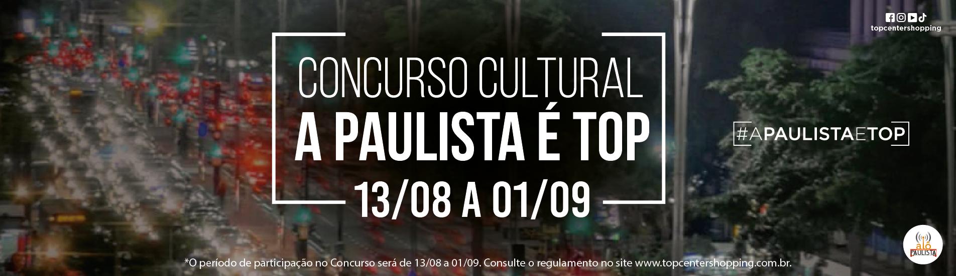 Concurso A Paulista é Top