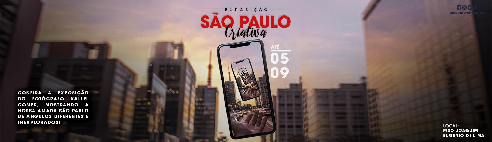 Exposição São Paulo Criativa