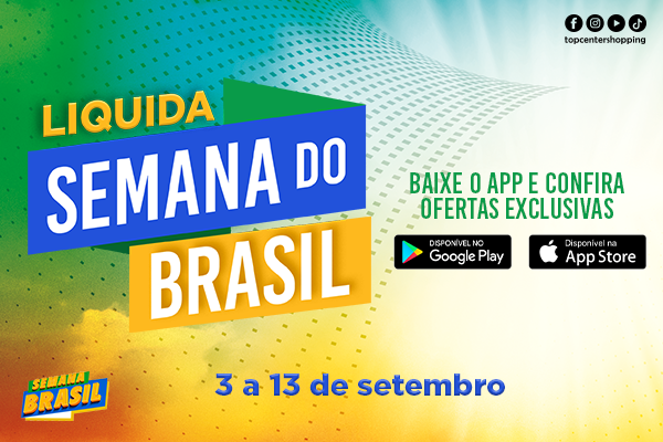 Liquida Semana do Brasil
