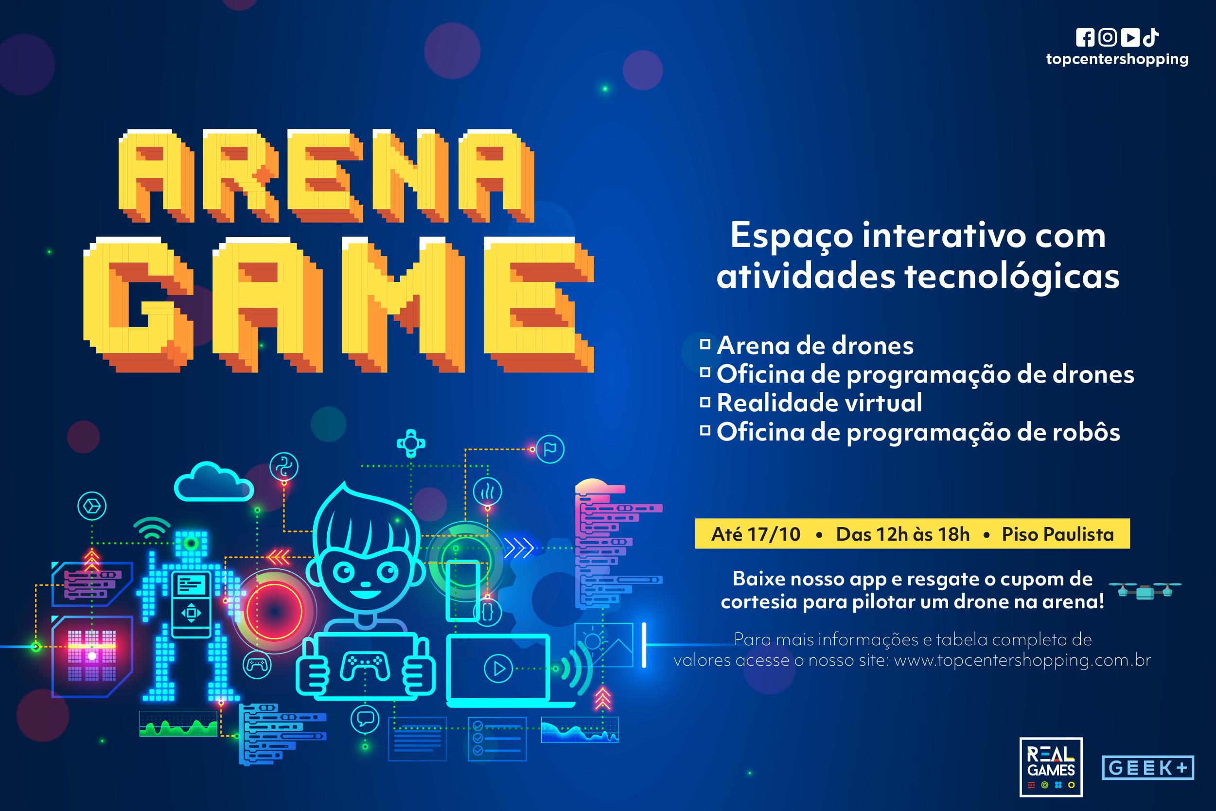 Arena Drone