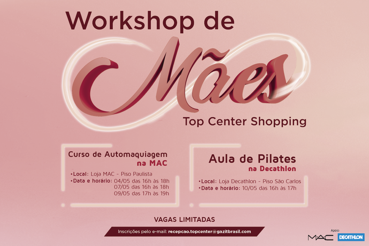 Workshop de Mães