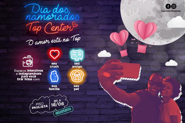 Dia dos Namorados Top Center