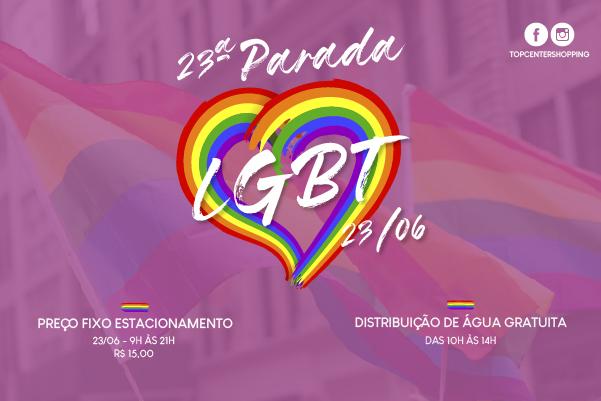 Parada LGBT