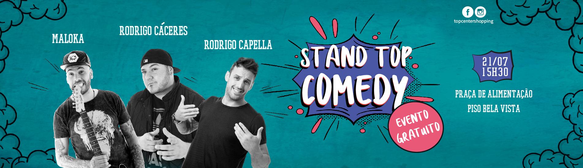 Apresentação - Stand Up