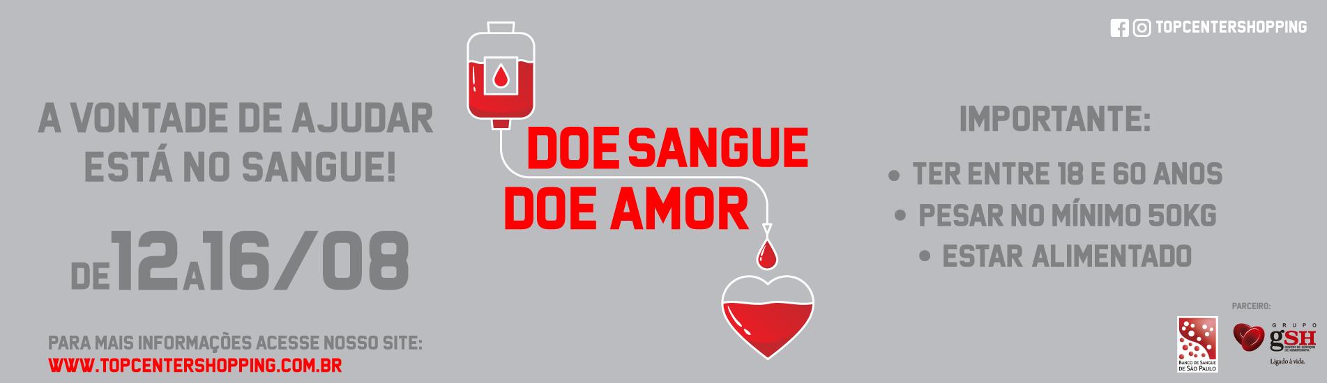 Doe Sangue Doe Amor