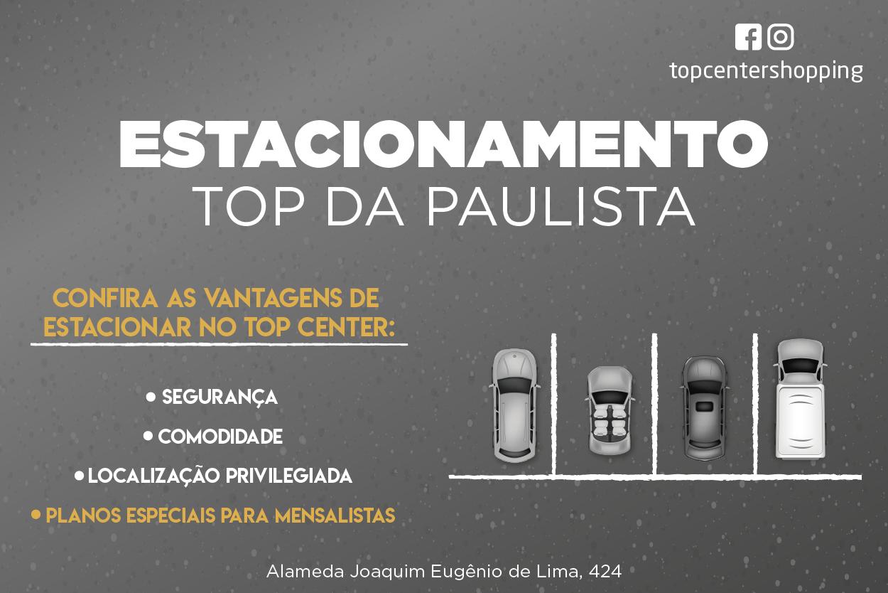 Estacionamento Top da Paulista