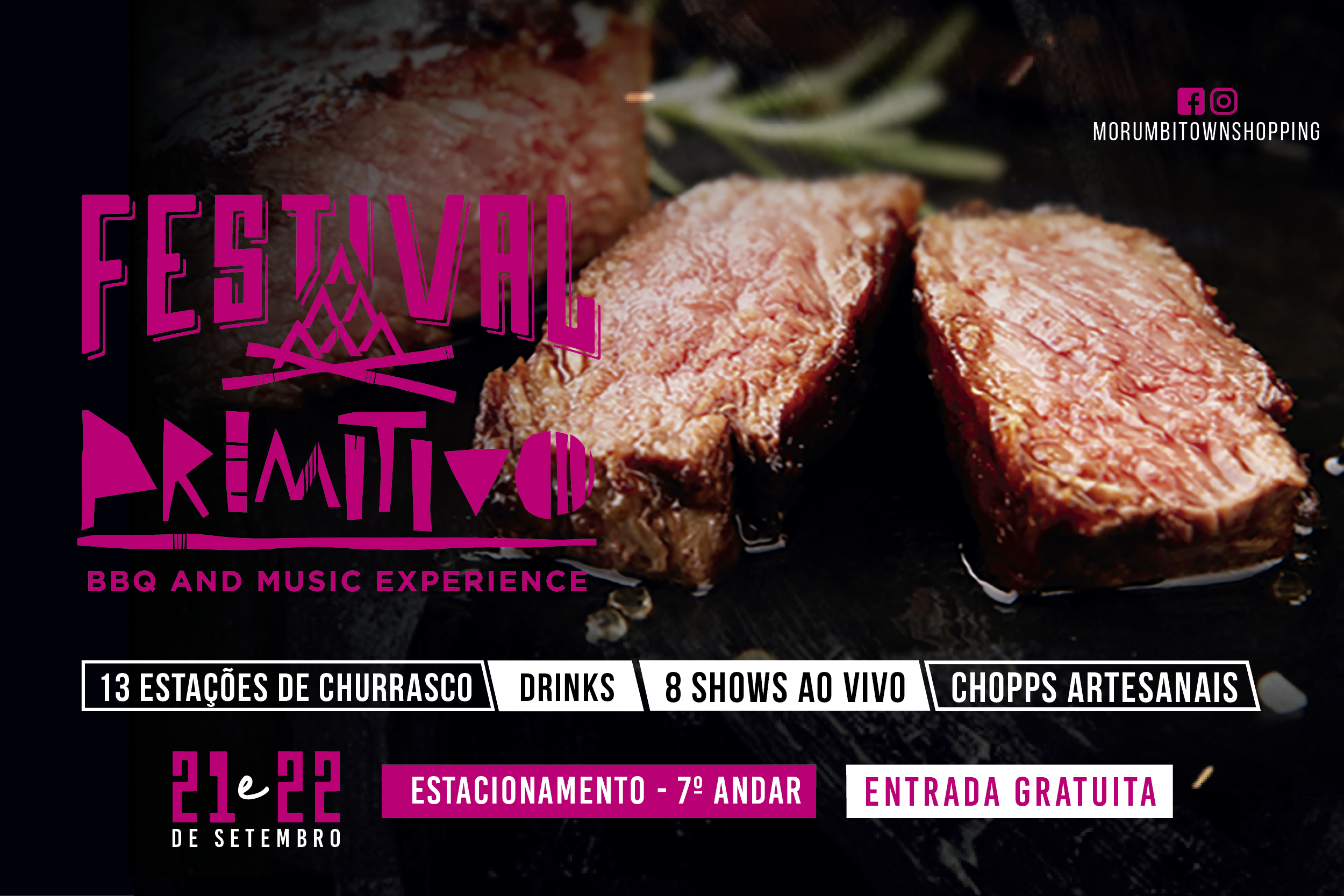 Festival Primitivo BBQ and Music Experience