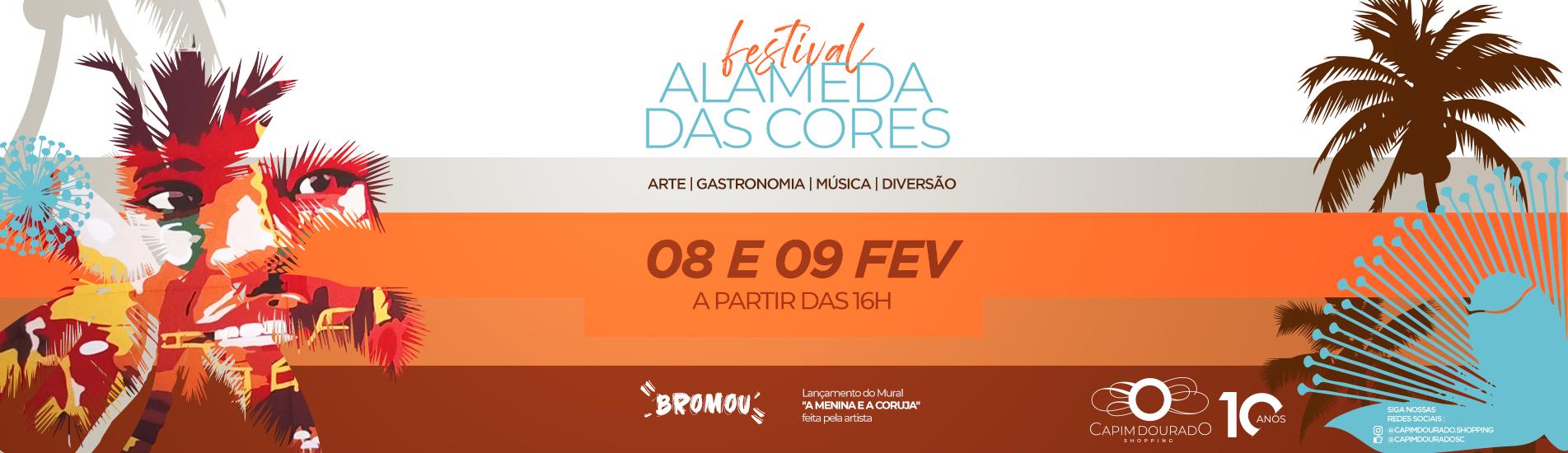 Festival Alameda das Cores