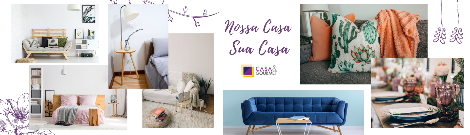 Casa & Gourmet Decor