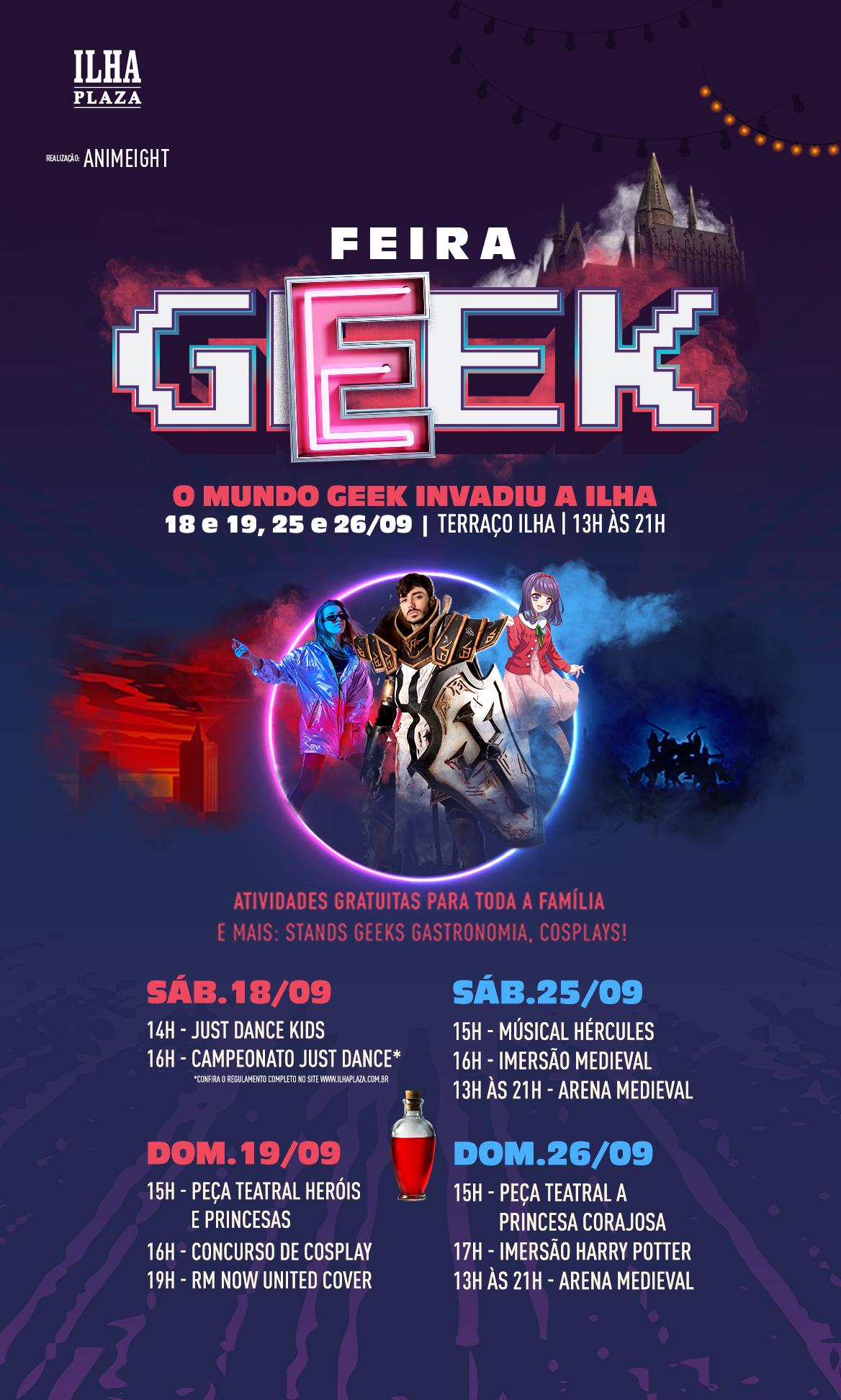 Feira Geek