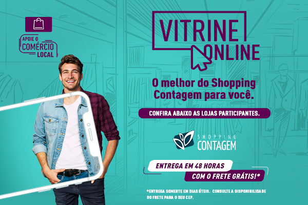 Vitrine Virtual Shopping Contagem