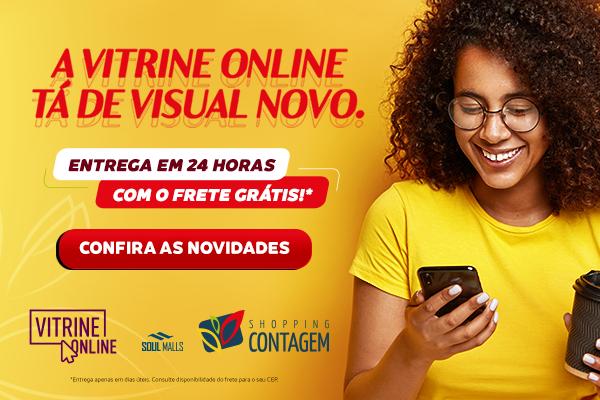 Banner Nova Vitrine Online