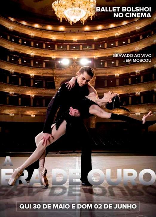 BALLET BOLSHOI - A ERA DE OURO