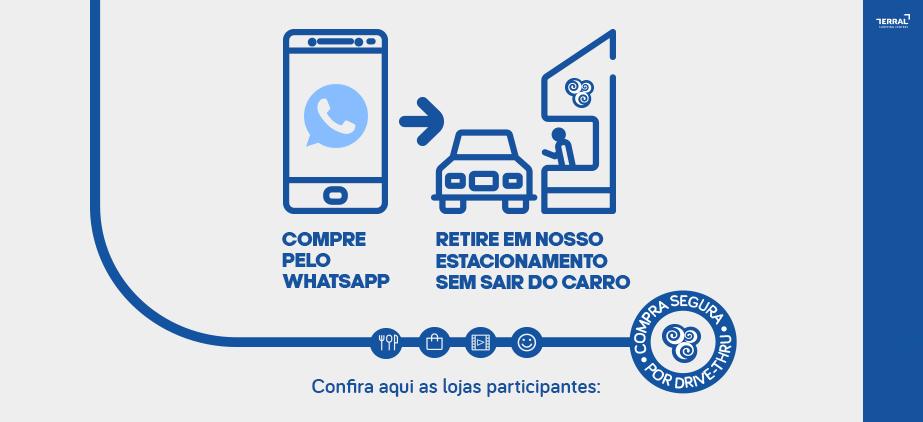 DRIVE THRU | BRASIL PARK SHOPPING