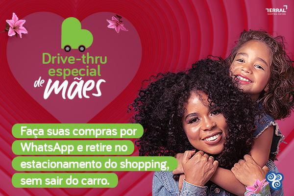DRIVE THRU ESPECIAL DE MÃES |  BPS