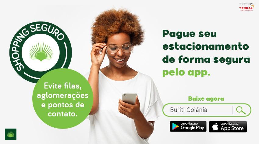 Pagamento via app