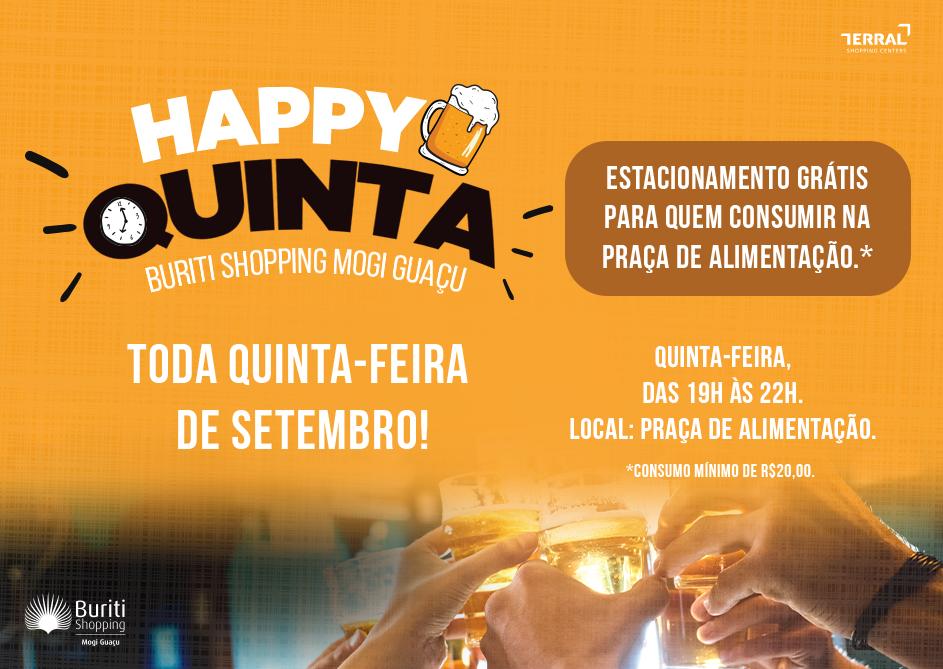HAPPY QUINTA
