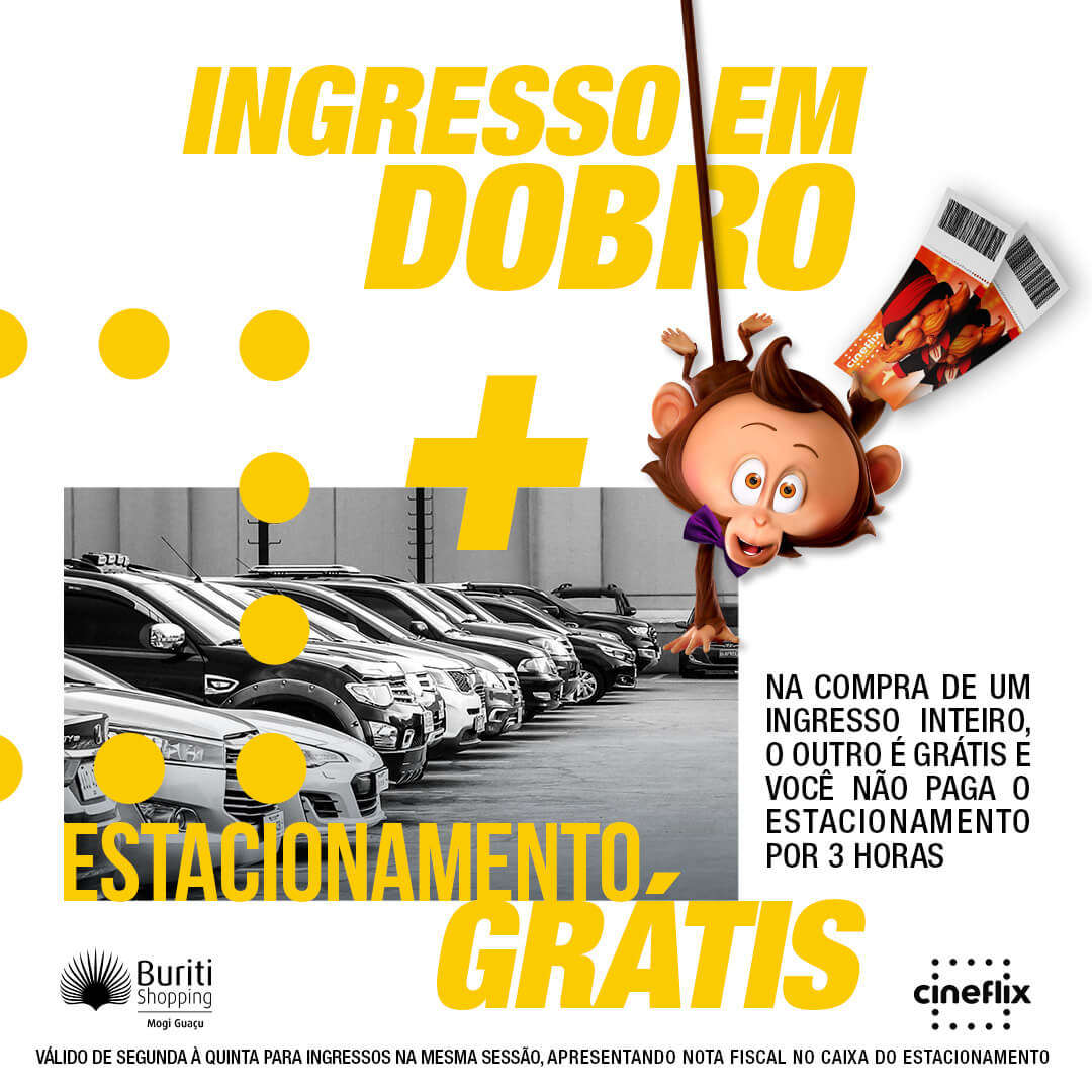 INGRESSO EM DOBRO