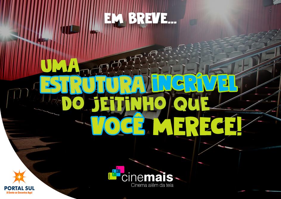 Cinemais Portal Sul Shopping