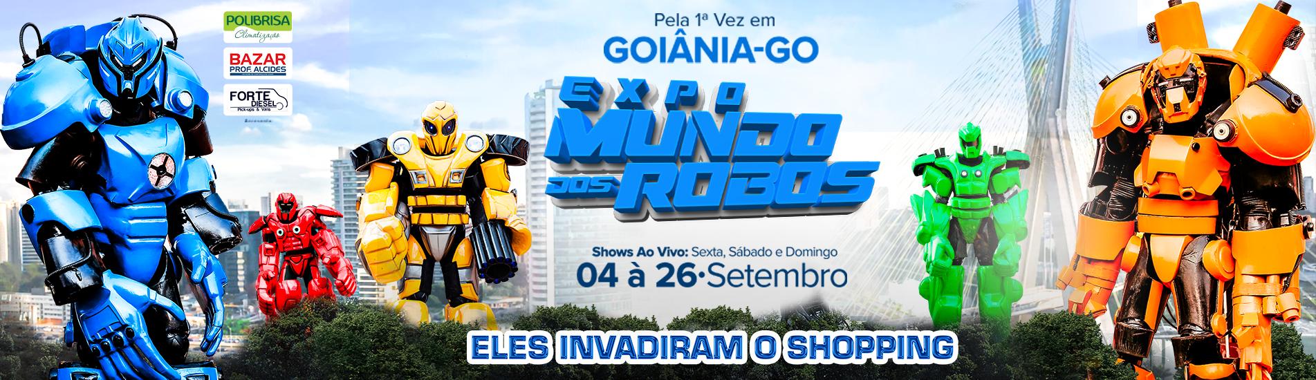 Expo Mundo dos Robôs