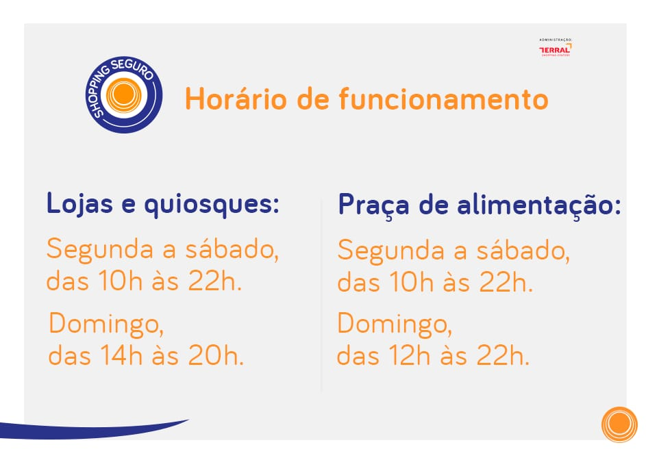 HORARIO DE FUNCIONAMENTO 04-09