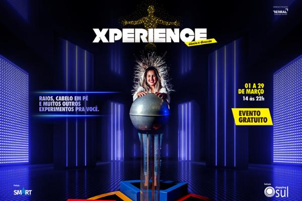 XPERIENCE - A EXPOSIÇÃO QUE VAI TE DEIXAR DE CABELO EM PÉ