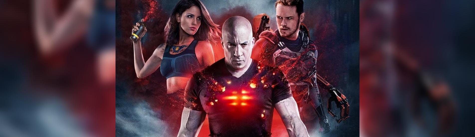 'Bloodshot' estreia nesta quinta na Cineflix do Shopping Sul