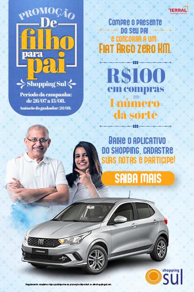 De Filho Para Pai - Shopping Sul