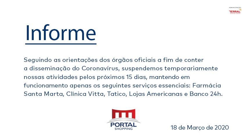 HORÁRIOS DE FUNCIONAMENTO - COVID-19
