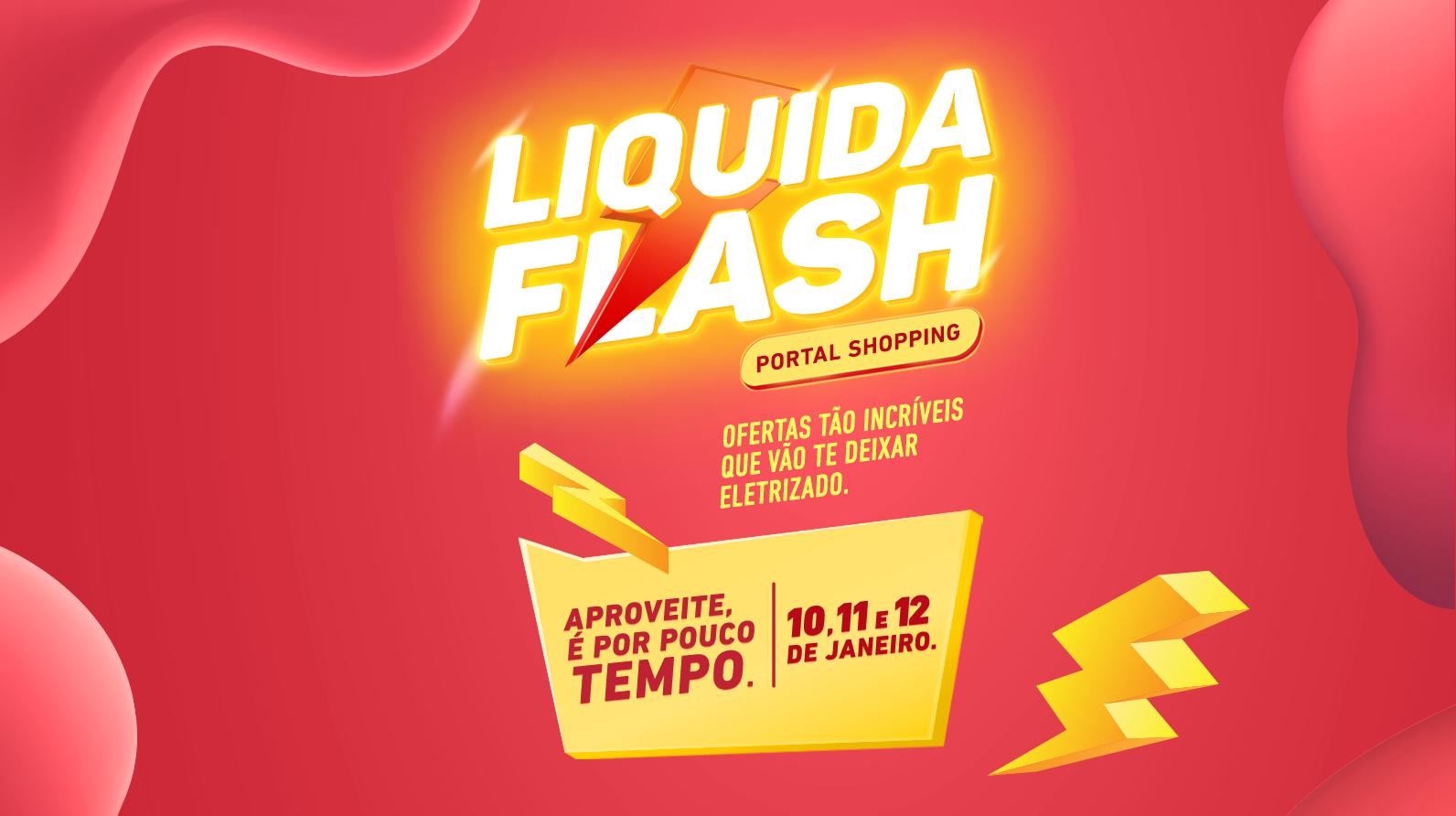LIQUIDA FLASH PORTAL SHOPPING