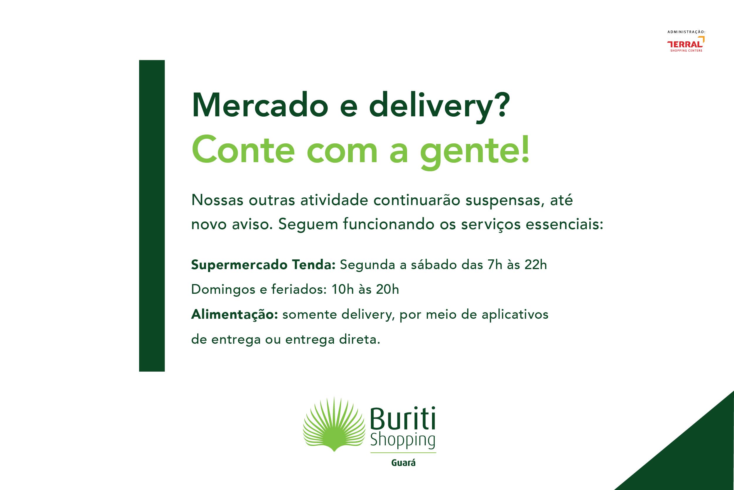 Mercado e Delivery