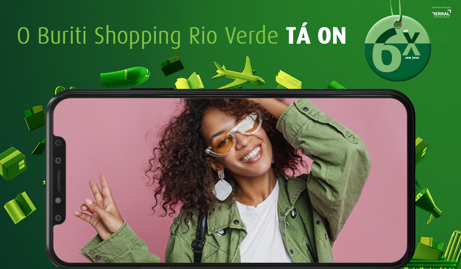 Marketplace - Buriti Rio Verde
