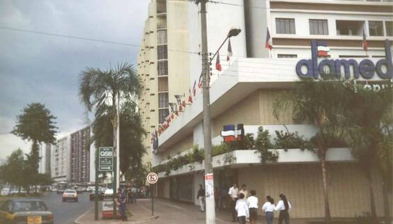 Alameda Homenageia Taguatinga