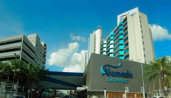 Fachada Alameda Shopping