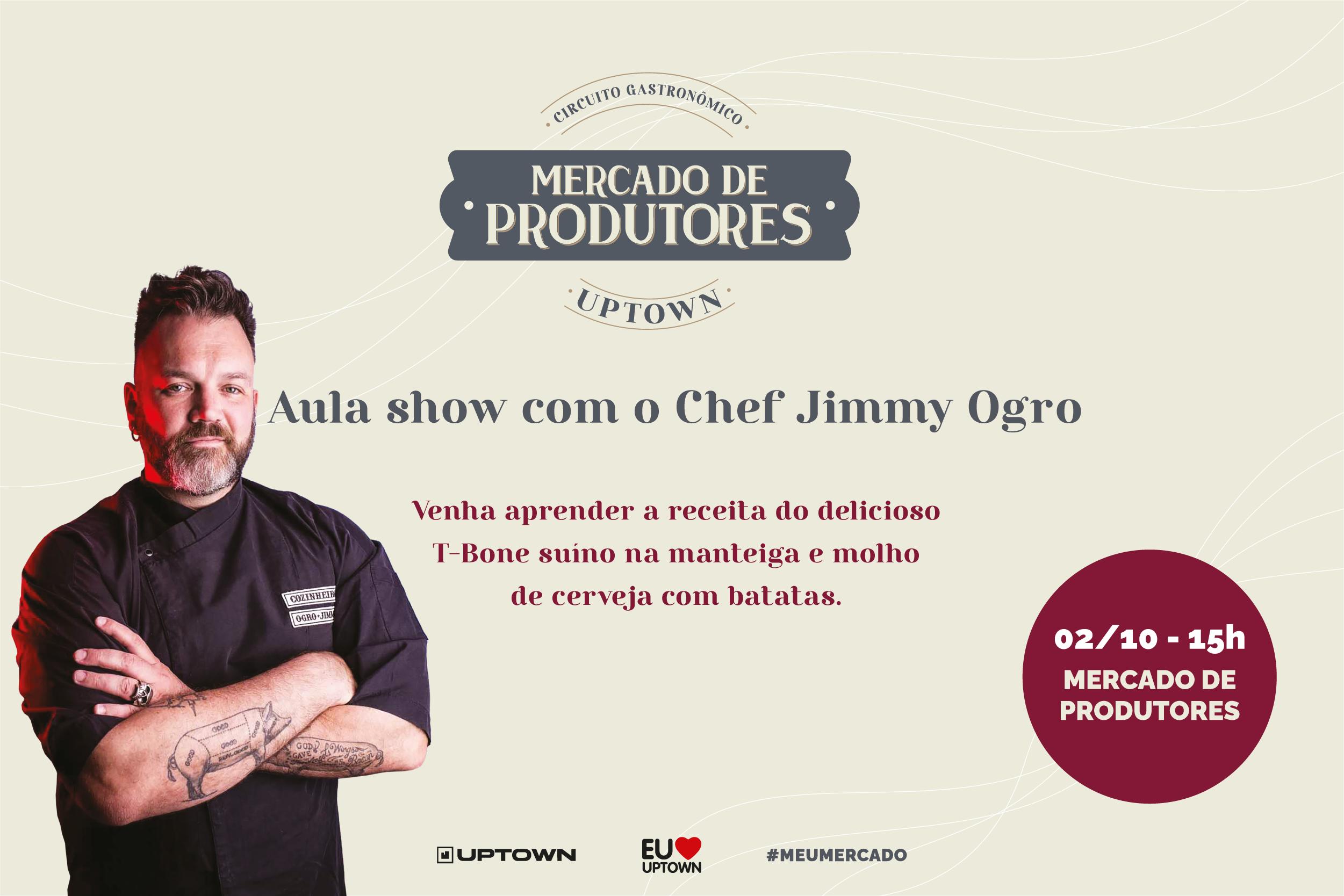 Aula Show Jimmy Ogro