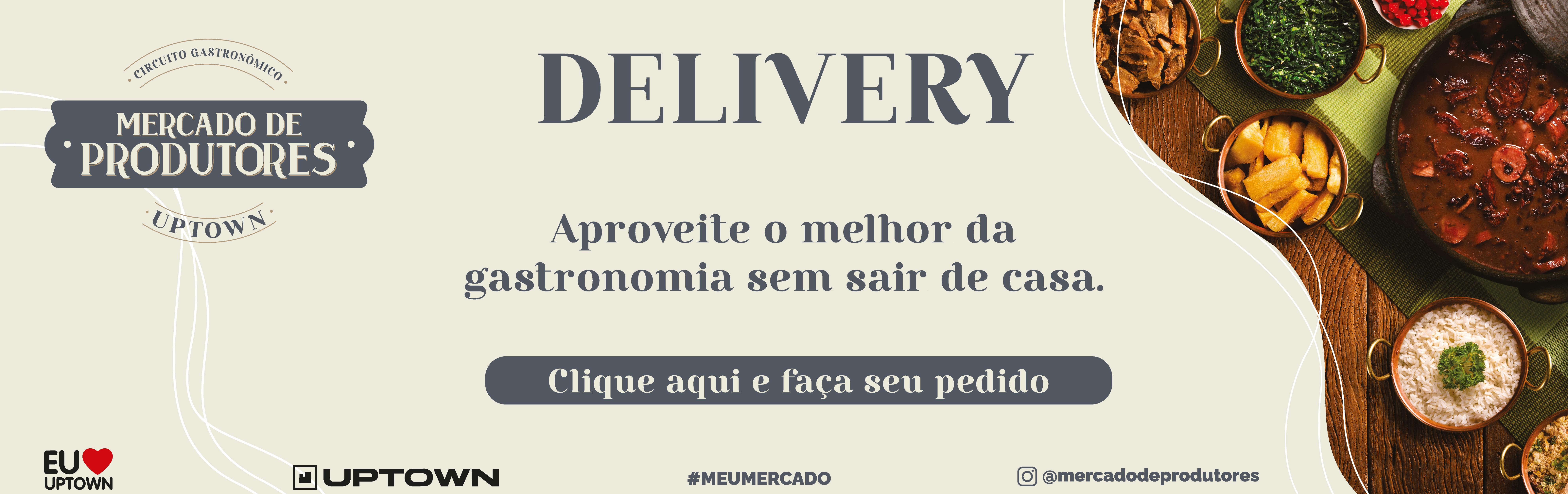 Delivery Mercado de Produtores