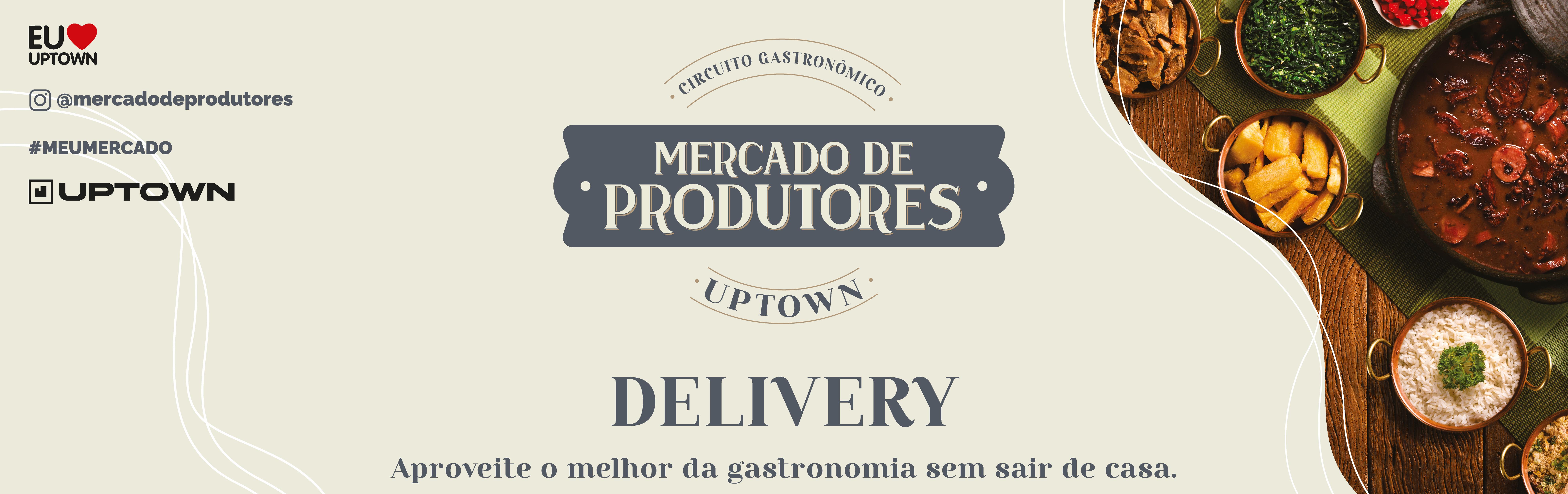 Logo Mercado dos Produres