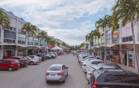 Uptown Barra Shopping