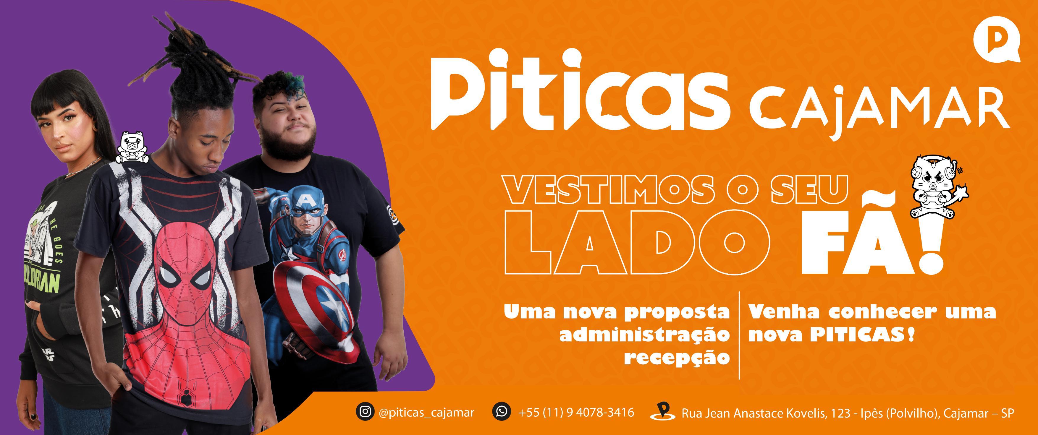 Banner Piticas