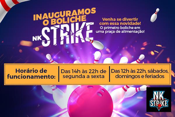 NK Strike Boliche
