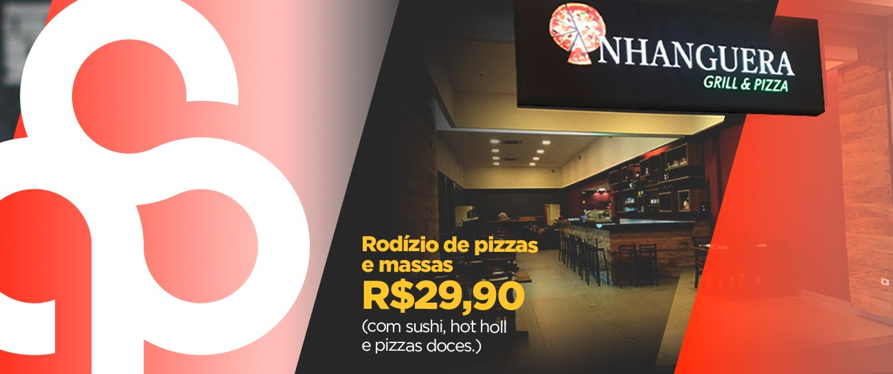Anhanguera Pizza & Grill