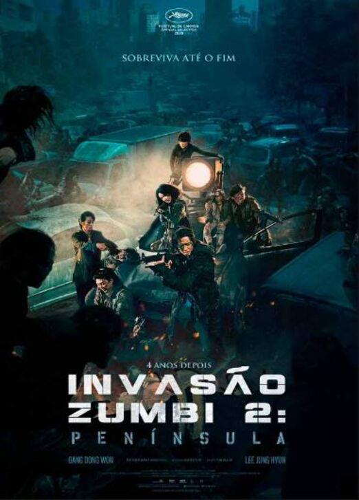 INVASÃO ZUMBI 2 2D
