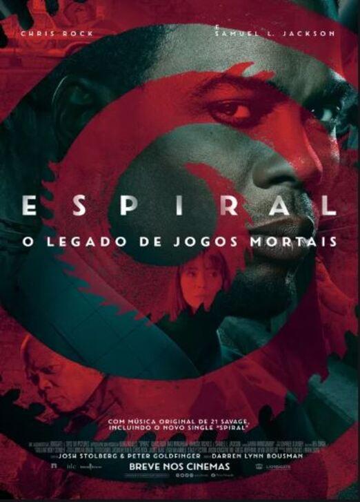 ESPIRAL- O LEGADO DE JOGOS MORTAIS